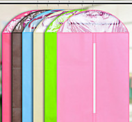 Dust Cover Pouch Transparent Clothing Clothes Cover Random Color