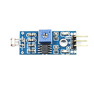1-Way Photo Resistor Sensor Module for Arduino