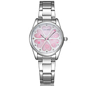 SKONE ® Women's Watches Heart Rhinestone Wristwatch Fashion Waterproof Watch for Ladies Quartz-watch Girls