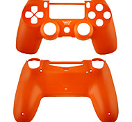 Fall für PS4-Steuerung (orange / lila / pink / transparent)