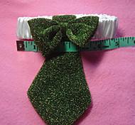 Glittering Bowknot Elasticity Pet Bow Ties