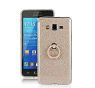 The new creative mobile phone ring bracket Glitter Phone Case For Samsung Galaxy Grand Prime G530 G530H G531 G5309W