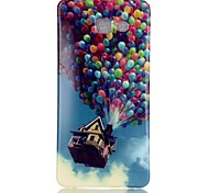 Balloon house Pattern TPU Back Case for Galaxy A5(2016)/Galaxy A5(2016)