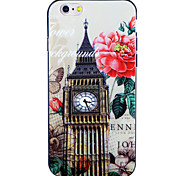 Faith Club IMD Printed TPU Soft Back Cover for iPhone 6/6S(Assorted Colors)