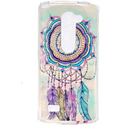 Dreamcatcher Pattern TPU Phone Case for LG Leon /LG C40 H340N