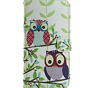 The Owl Around with Inserted Capitol Sets Stent for Samsung Galaxy S5/S6/S6Edge/S7/S7PlusS7Edge