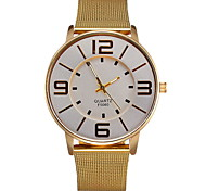 Women's  Temperament Big Dial Fashion Lady Wrist Watch Cool Watches Unique Watches