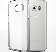 The New High Permeability Stealth TPU Soft Phone Case for Samsung Galaxy S6/S6 edge/S6 Edge +/S7/S7 Edge