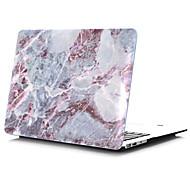 """Diseño de mármol de la cubierta completa de plástico duro caso para el cuerpo MacBook Pro de 13 """"/ 15"""""""