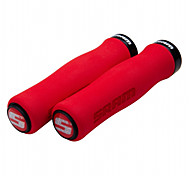 1Pair Bicycle Bike MTB Grips Fixie Lock-on Fixed Gear Grips Rubber Handlebar Grips
