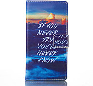 The Sea Leather Wallet for Samsung Galaxy  S3 S4 S5 S6 S7 S5Mini S6 Edge S7 Plus S7 Edge