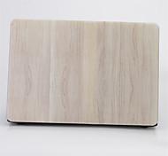 "Wood Grain Design Matte Hard Full Body  Case Cover for Macbook MacBook Pro 13""/15'' with Retina"
