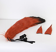 Zootopia Nick Orange Cosplay More Accessories Headpiece / Tail