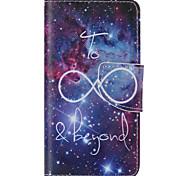 Star 8 Painted PU Phone Case for Sony Xperia Z5 Compact/Z5