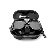 Mutli-Function Diving Mask Ventilate Mask with Locking Mount For Gopro Hero 4S/4/3+/3/2/1 Sport Action Camera