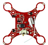 FQ777 954 FQ777 954 Parts Accessories RC Quadcopters / RC Airplanes / RC Helicopters Red