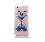 For iPhone 7 Case iPhone 7 Plus Case iPhone 6 Case iPhone 6 Plus Case iPhone 5 Case Flowing Liquid Transparent Case Back Cover Case3D