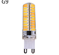 YWXLIGHT  Dimmable G9/E14/G4/BA15D 12W 80 SMD 5730 1200 LM Warm White / Cool White LED Bulb(110V/220V)