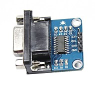 RS232 Serial Port To TTL Converter Module for Arduino