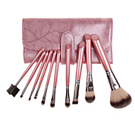 10Pcs Lightning Pattern Brush Set Makeup Brush High-Grade