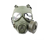 Airsoft Anti Fog Turbo Fan System Full Face Protector Mask Wargame Paintball