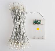 80-levou 10m levou luz da corda (4.5V)