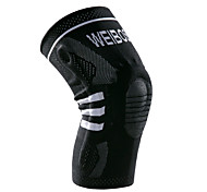 KORAMAN Unisex Sports Knee Brace Nylon Basketball Football Running Fitness Stretch One Piece
