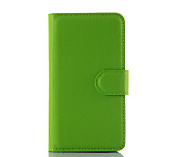 PU Leather Wallet Flip Case For  Lenovo A1000