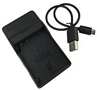 cámara móvil cargador de batería de micro USB EL15 para Nikon EN-EL15 D7000 D7100 D7200 D750 D610 D800 D810