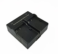 BP511 Digital Camera Battery Dual Charger for Canon EOS 300D 10D 20D 30D 40D 50D EOS 5D
