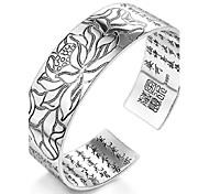 Damen Manschetten-Armbänder Erste Schmuck versilbert Silber Schmuck Für Hochzeit 1 Stück