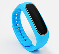"""Activity Tracker Sport Smart watch E02 0.91""""OLED Wearable Wristband Bluetooth4.0 Sleep Tracker Pedometer For Android/iOS"""