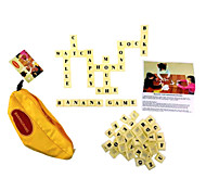 Banana Letters Spelling Game Learn English Board Game Spell The Word Children'S Educational Board Games