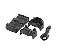 3 in 1 Charging Dock Station Stand for Sony PS3/ Move PS4 Controller