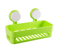 Racks Toilet Plastic Storage