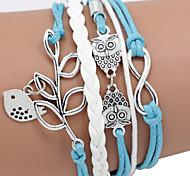 Olive Branch Handmade Braided Bracelet