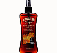 Hawaiian Tropic Hawaii Bronze Quick Black Beauty Black Deep Bronze Tanning Oil SPF4 1Pc 240ml
