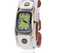 Woman's Square Dial Retro Watch Cool Watches Unique Watches