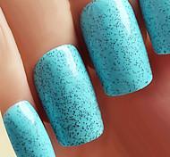 Ekbas Blue Matte Nail Glue 16ML Nail Polish