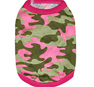 Dog Vest / Vest A variety of colors / Summer  Floral / Camouflage Fashion