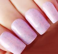 Ekbas Pink Matte Nail Glue 16ML Nail Polish