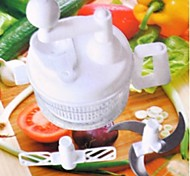 1 Piece Cutter & Slicer For Vegetable Metal High Quality / Multifunction / Creative Kitchen Gadget
