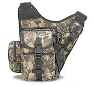 Multifunctional Shoulder Camera Bag Photography Chest Pack Outdoor Adventures