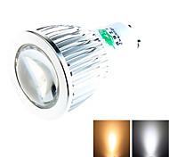 7W GU10 LED Spot Lampen MR11 1 COB 650 lm Warmes Weiß / Natürliches Weiß Dekorativ AC 100-240 V 1 Stück