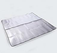 Picknick-Polster(Silber) -Feuchtigkeitsundurchlässig / Wasserdicht / Regendicht / Extraleicht(UL)-XPE / Aluminiumfolie