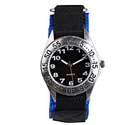 Fashion Casual Woven Men Quartz Watch