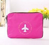 Travel Bag / Packing OrganizerForTravel Storage / Luggage Accessory Fabric Blue / Green / Orange / Rose 40*43*20