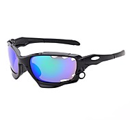 Sports Glasses Black  Frame