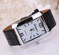 Men's Watch Dress Watch Quartz Square Dial Cool Watch Unique Watch Fashion Watch