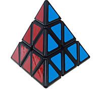Dayan® Cubo velocidad suave 3*3*3 Velocidad Cubos Mágicos Negro ABS